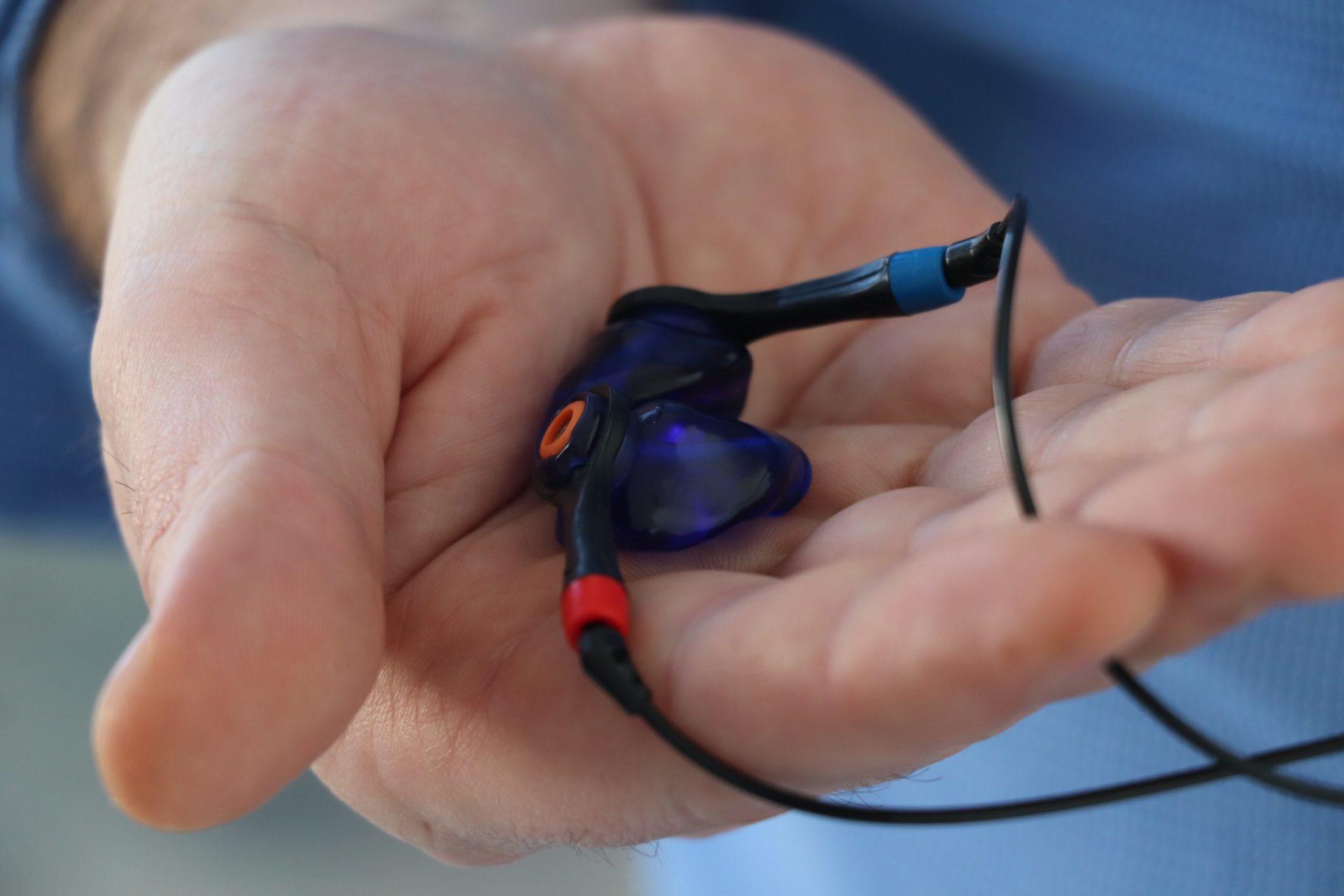En Suisse normande, Cotral Lab, leader mondial des protections auditives sur mesure