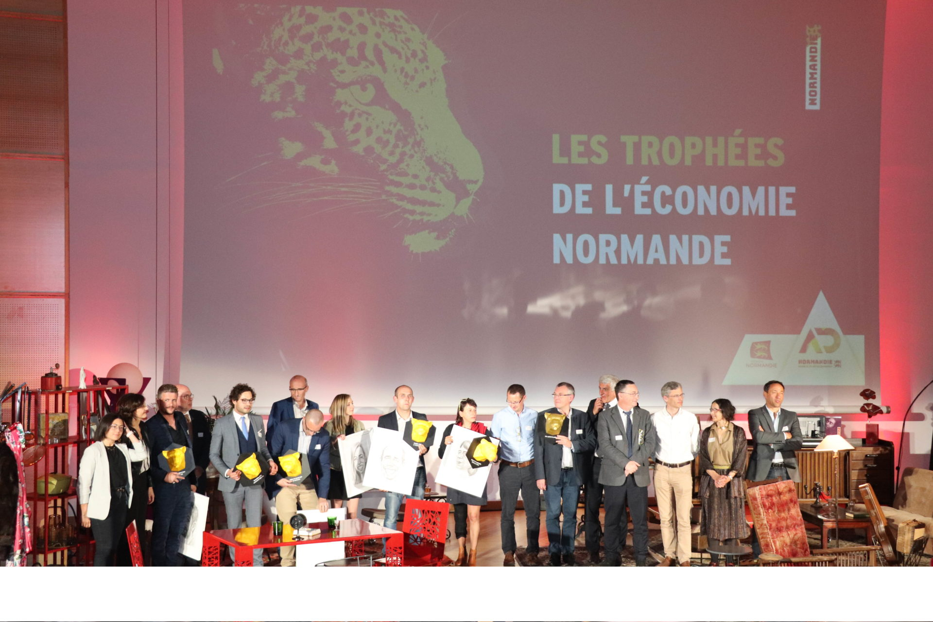 3ème édition des Trophées de l'Economie : découvrez les lauréats !