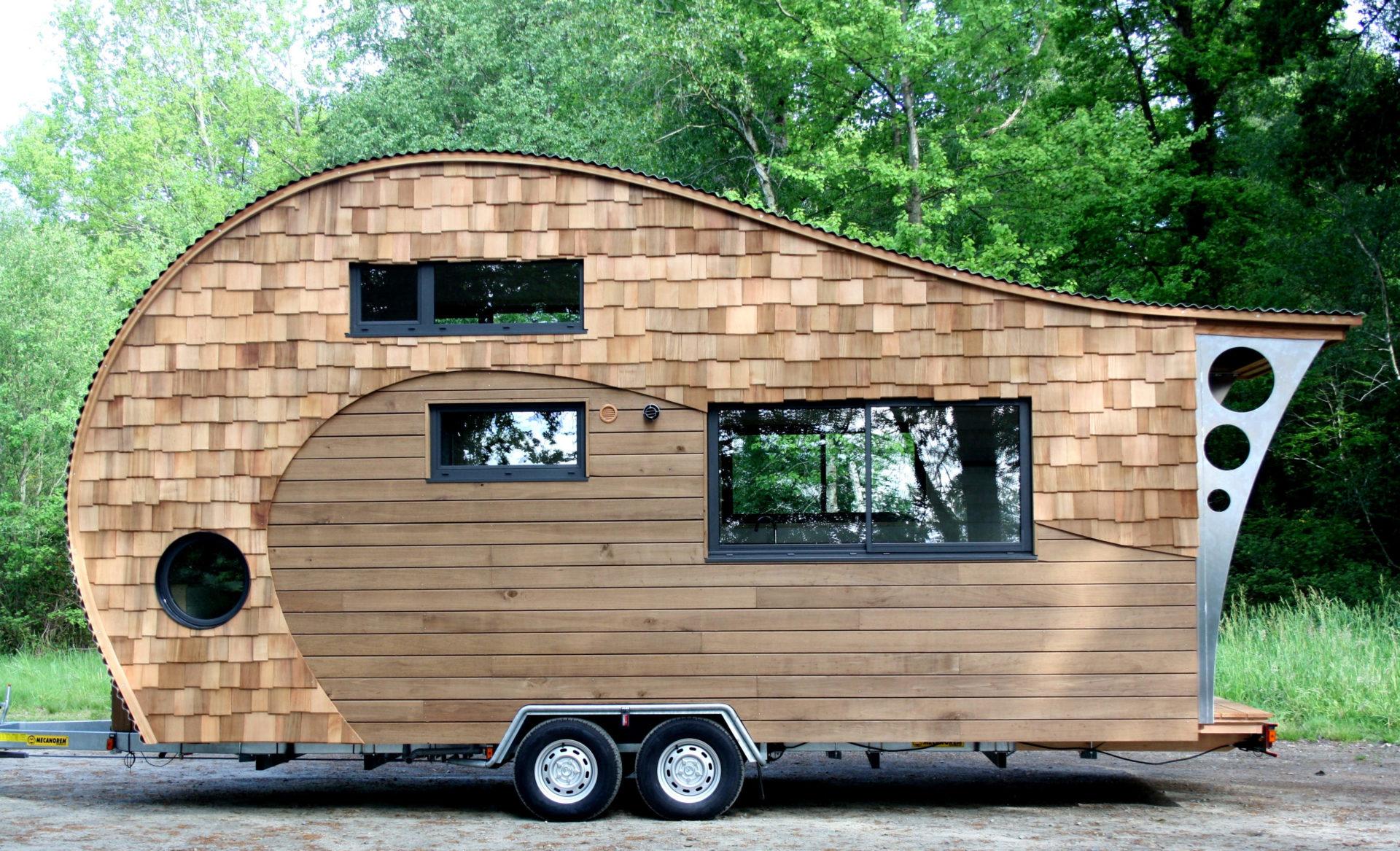 LA TINY HOUSE : un chez-soi mobile et écolo