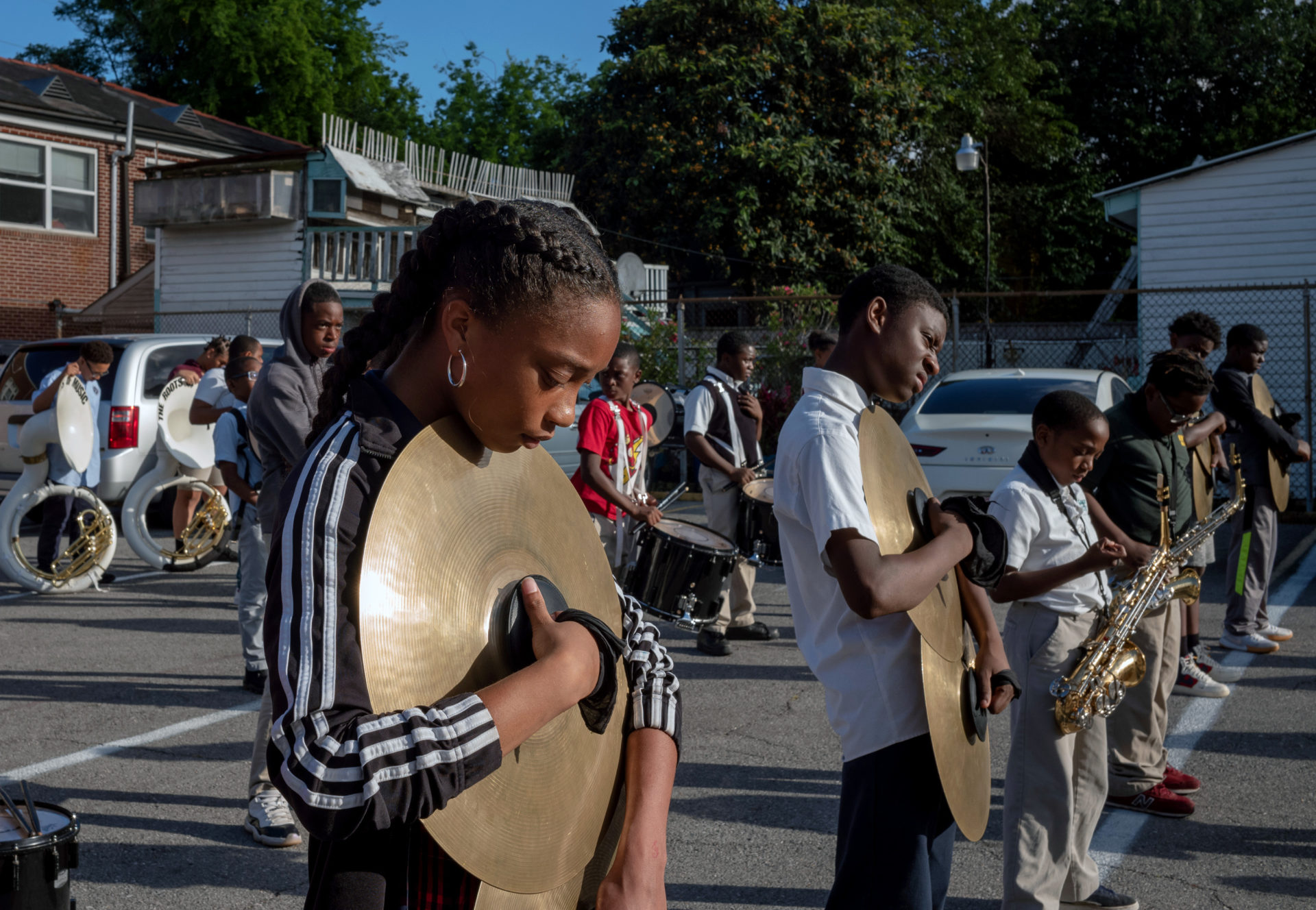 The Roots of Music : des jeunes musiciens de la Nouvelle-Orléans pour la première fois en Normandie