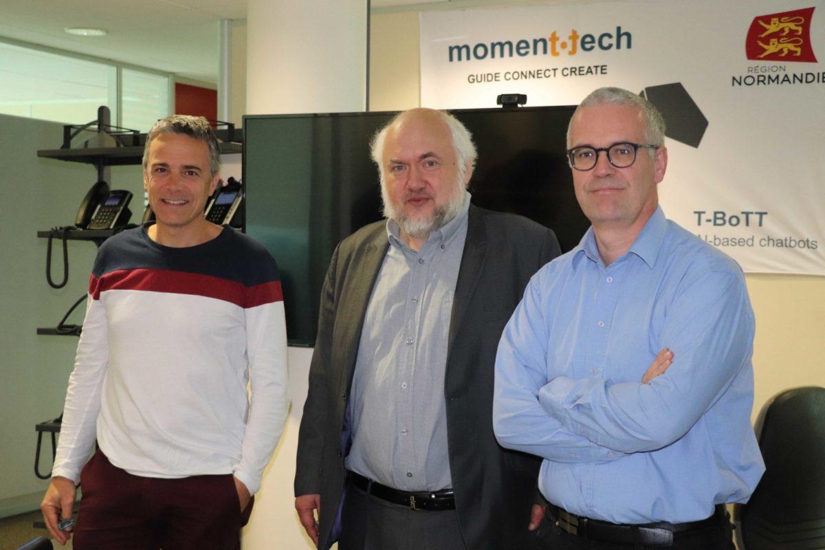 MomentTech : un chatbot pour tous
