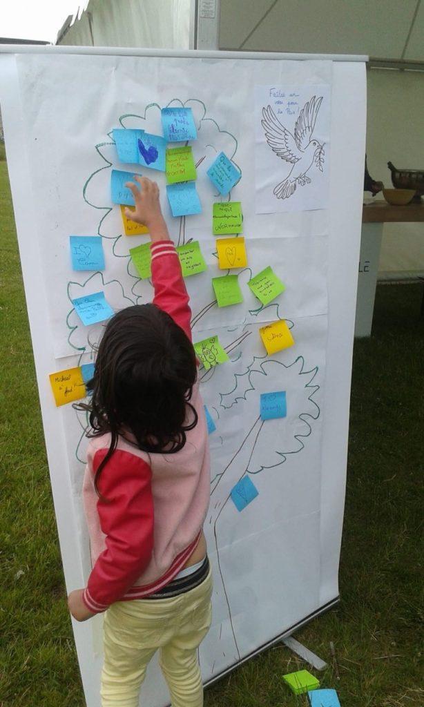 Événement : Pique-nique pour la paix - PPP-Caen