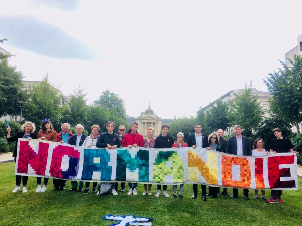 Événement : Pique-nique pour la paix - Rouen