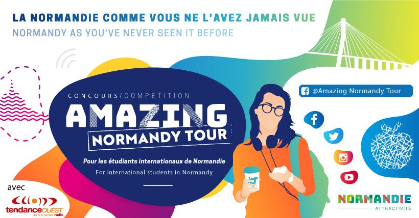 Amazing Normandy Tour