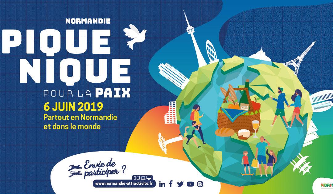 Organisez un Pique-Nique pour la Paix le 6 juin !