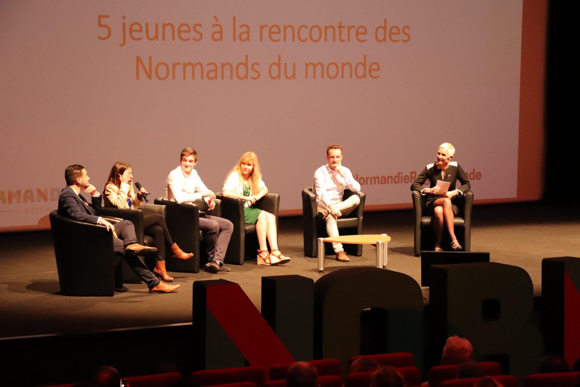 Soirée #NormandieRegionMonde