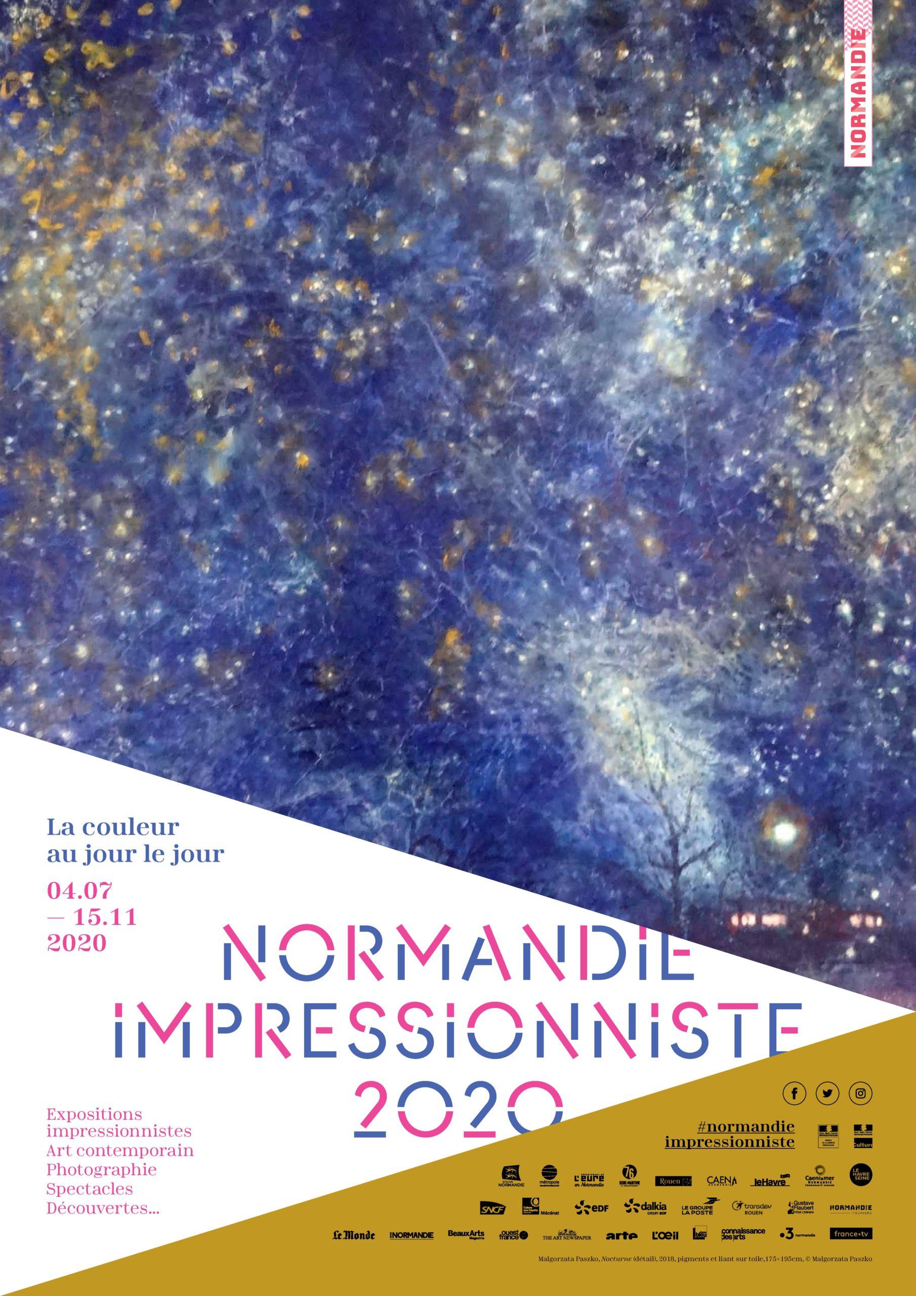 La Normandie célèbre l'impressionnisme