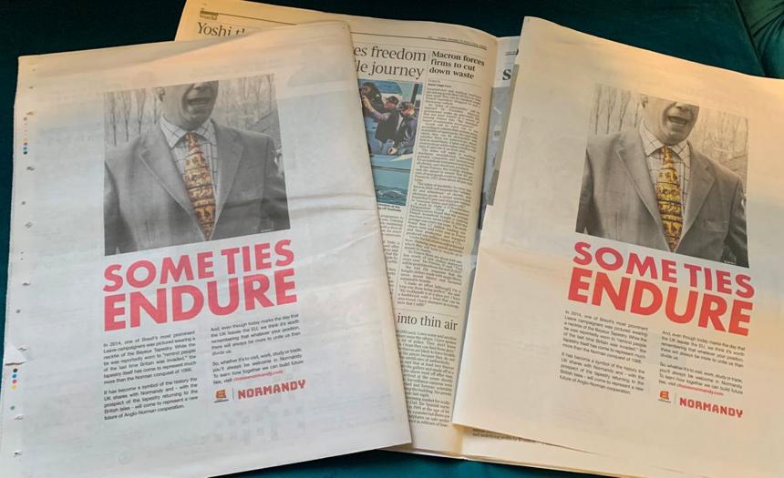Brexit : Normandie & Royaume-Uni
