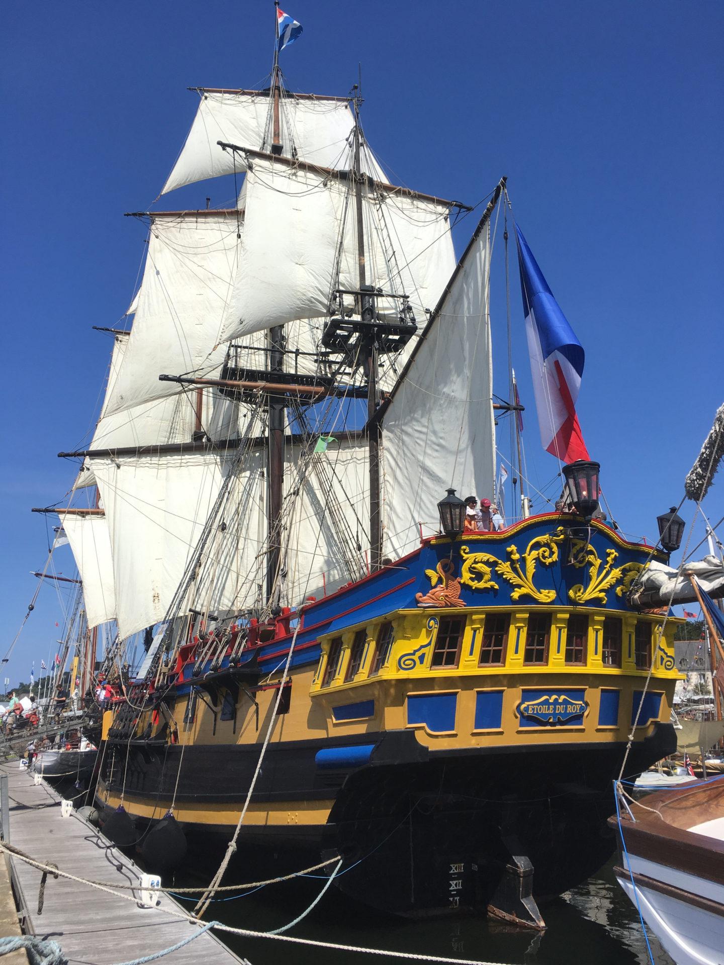 Fécamp Grand Escale : célébrer l'histoire maritime