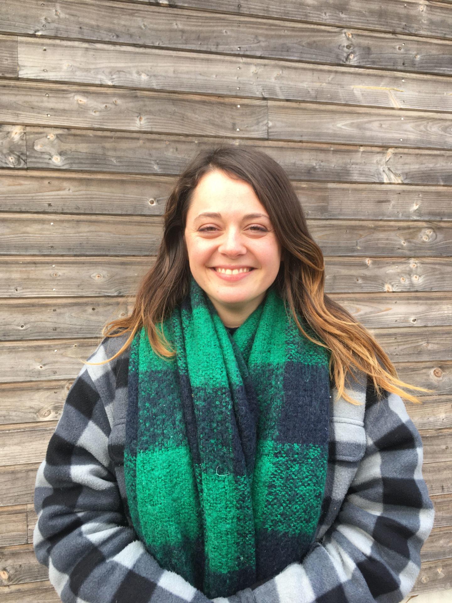 Alix, originaire de Picardie est inscrite en BPREA