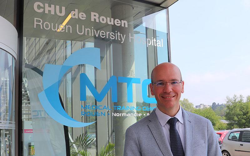 Le Medical Training et Testing Center de Rouen : pédagogie et recherche innovantes