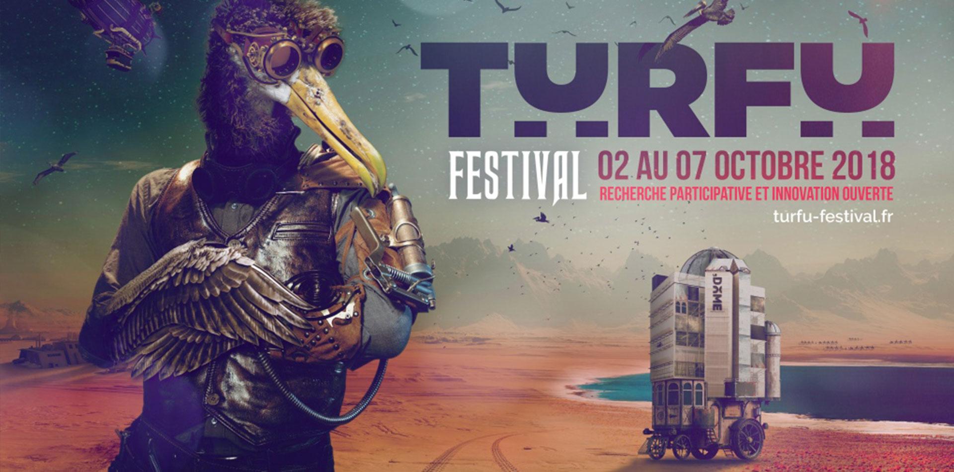 Le TURFU Festival : Imaginer ensemble le futur de demain