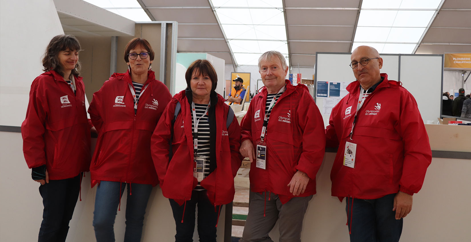 Olympiades des Métiers : l'esprit d'équipe au service du défi technique
