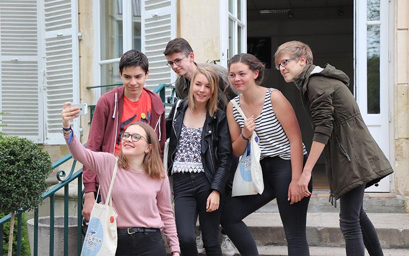 « TROP BIEN ! » : 6 lycéens normands au festival du film de Cabourg