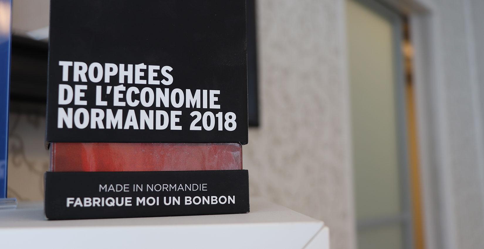 Trophées de l'économie normande (2ème édition)