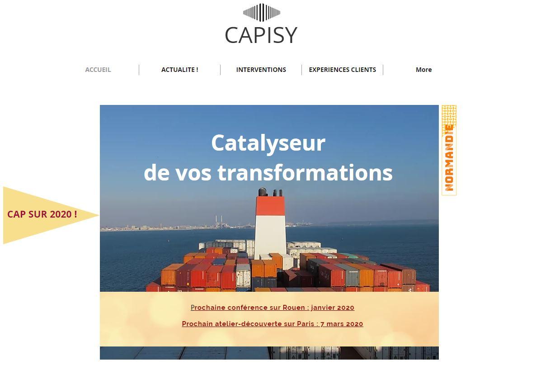 CAPISY SAS