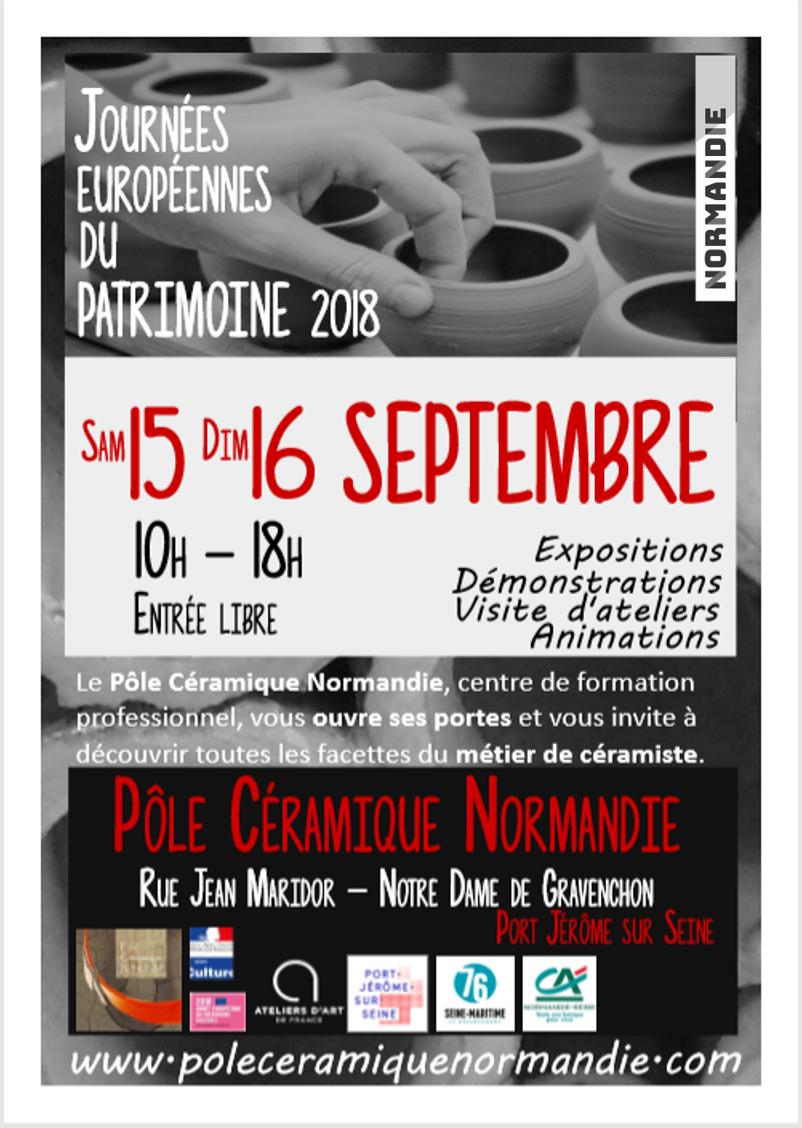 Pôle Céramique Normandie