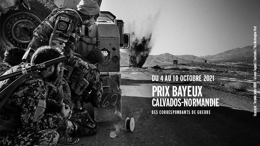 Prix Bayeux Calvados – Normandie des correspondants de guerre