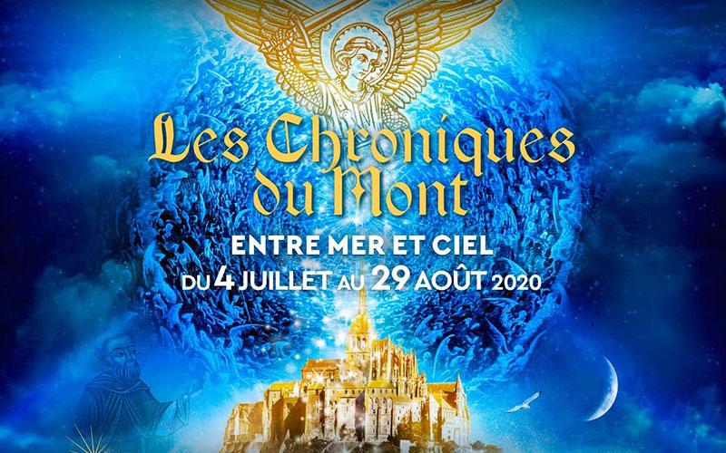 Les nocturnes à l'abbaye du Mont-Saint-Michel
