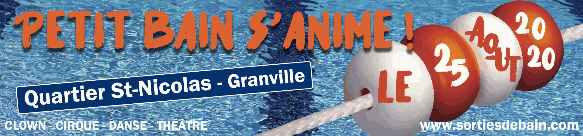 Festival Sorties de bain à Granville