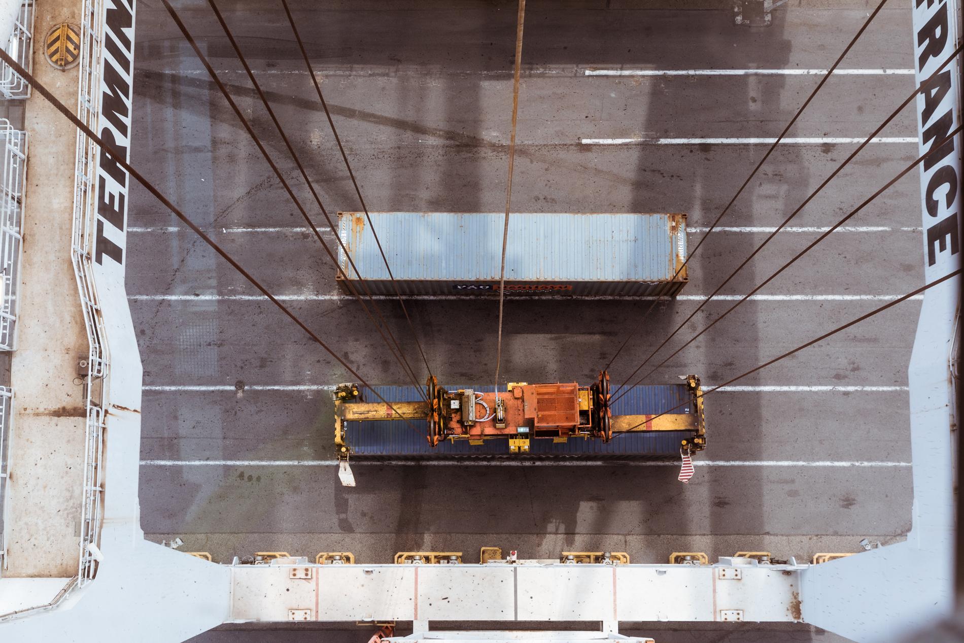 Port du Havre ©Anne Soullez / Normandie Attractivité