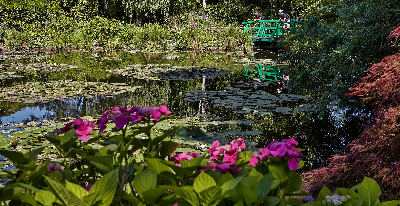 Giverny ©Julien Hélie / Normandie Attractivité