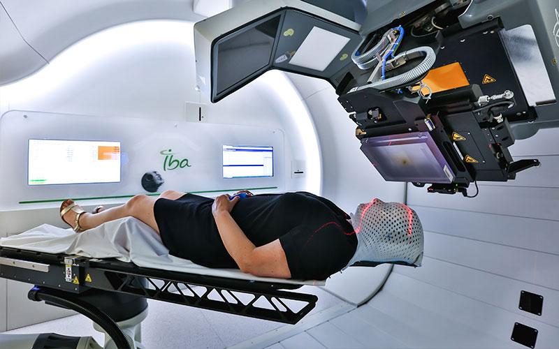 L'Hadronthérapie est développée à Caen ©Julien Hélie / Normandie Attractivité