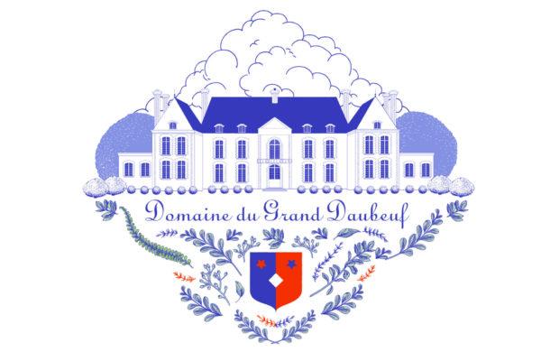 Logo Domaine du Grand Daubeuf