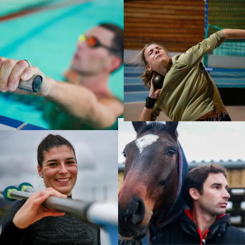Des athlètes normands en route vers les JO et JOP: soutenons-les !