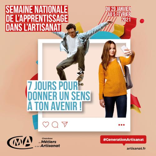 Semaine nationale de l'apprentissage : dans l'artisanat, les portes ouvertes virtuelles en Normandie