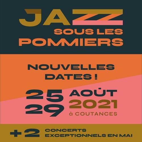 Jazz sous les Pommiers : rendez-vous en août à Coutances !