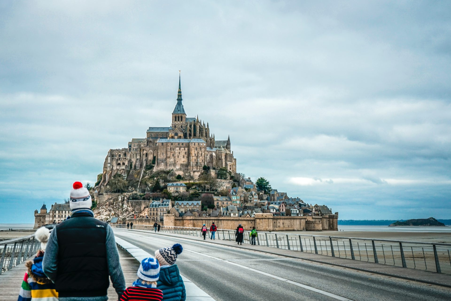 Des visites guidées en Normandie pour les vacances d'hiver