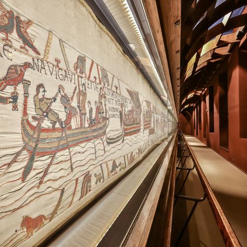La Tapisserie de Bayeux à (re) découvrir en ligne !