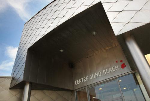 La RSE… au Centre Juno Beach
