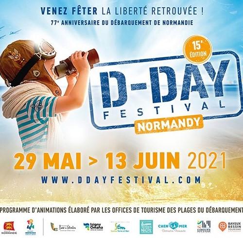 D-Day festival Normandy : La 15ème édition !