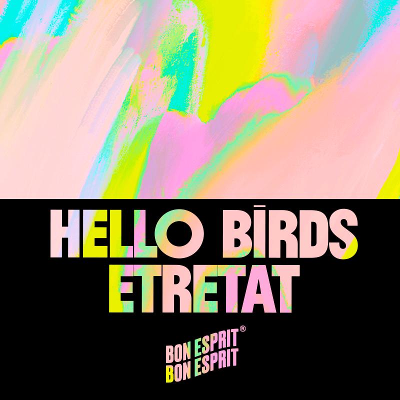 Hello Birds festival : 2, 3 et 4 juillet à Etretat !