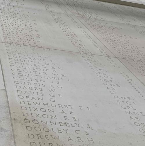 A Ver-sur-Mer : le premier lieu de mémoire pour rendre hommage aux forces britanniques