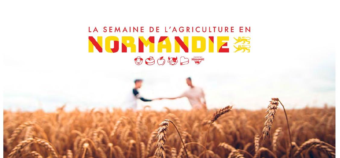 Semaine de l'agriculture en Normandie 2021
