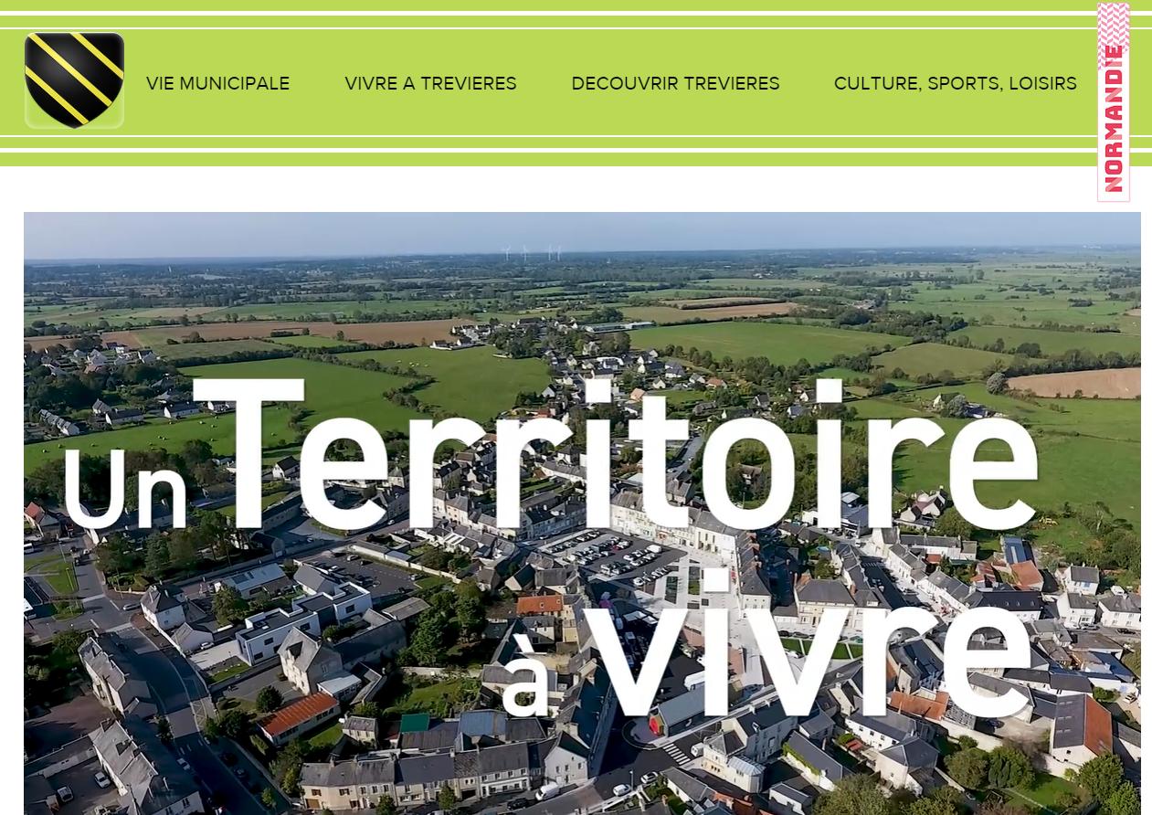 Mairie de Trévières