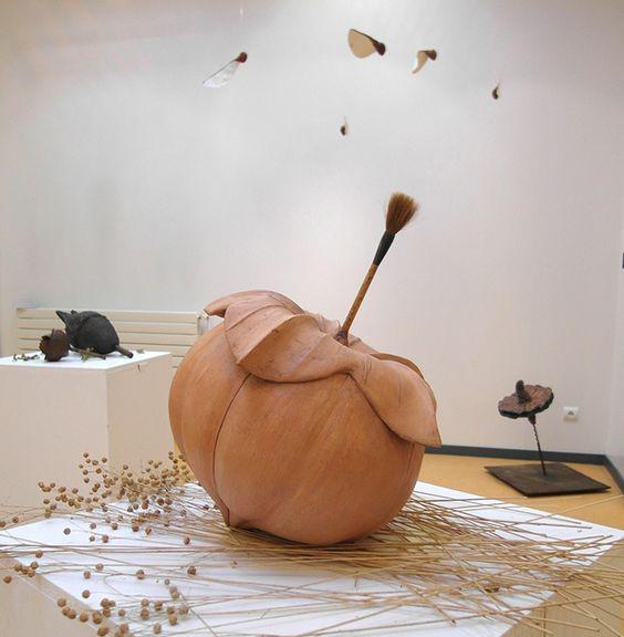 Graines d'argile : une exposition à découvrir à Rouen