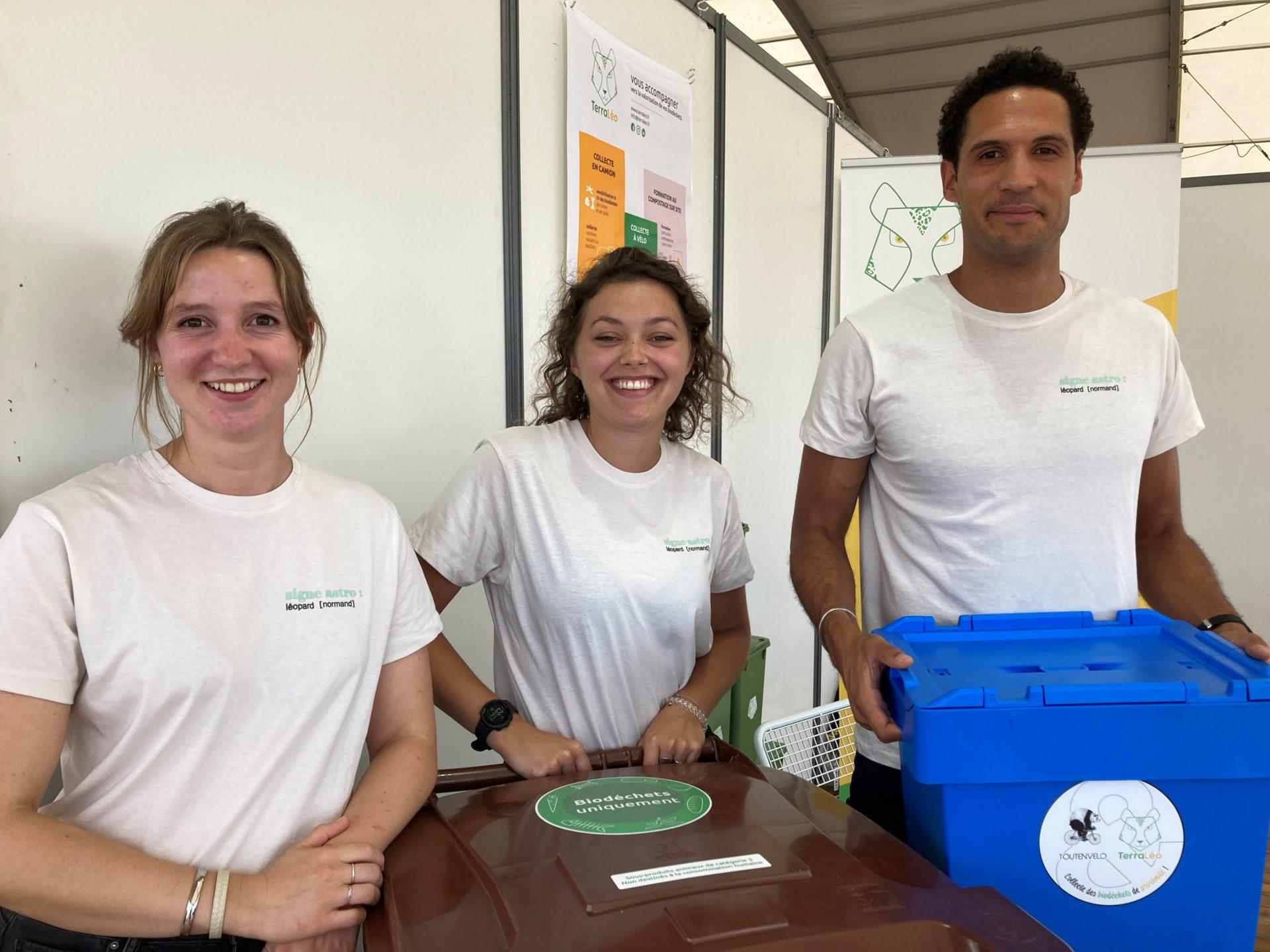 TerraLéo : un service clé en main pour gérer les bio-déchets